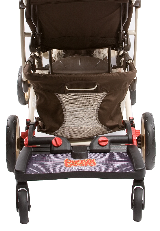 BuggyBoard Maxi + Graco-Quattro Tour Duo, small image 3