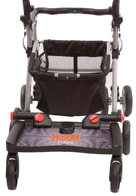 BuggyBoard Mini + Graco-SnugRider, small image 3