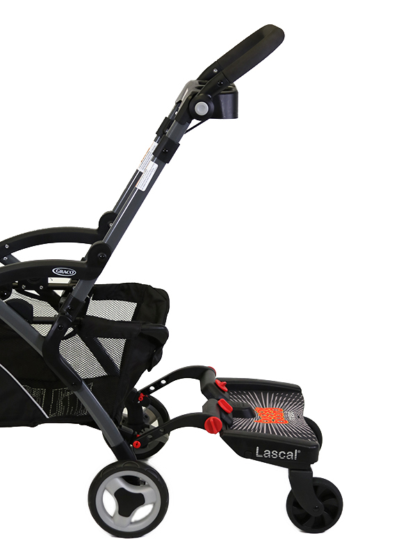 BuggyBoard Maxi  + Graco-SnugRider Elite, small image 1