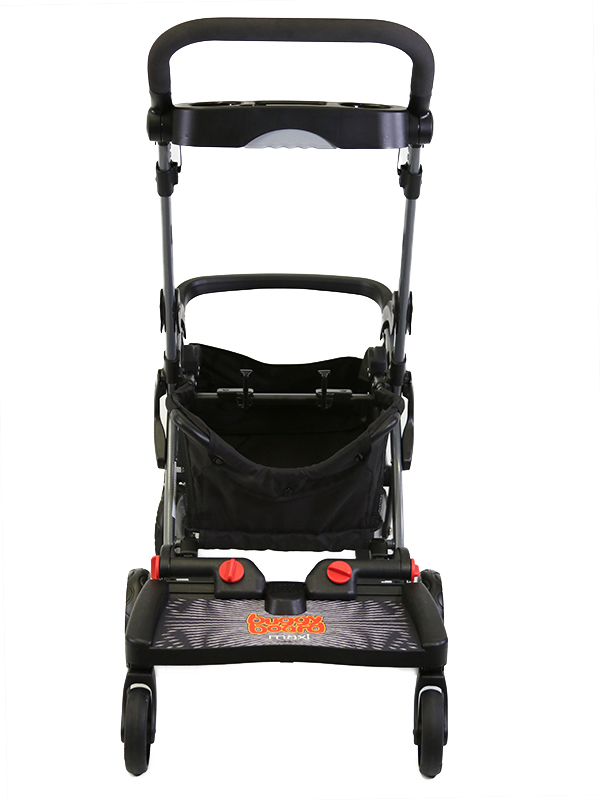 BuggyBoard Maxi  + Graco-SnugRider Elite, small image 2
