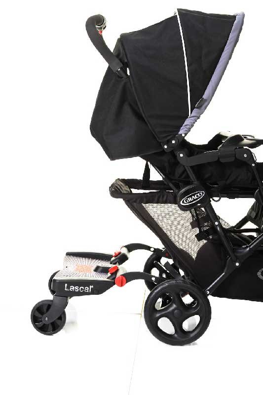 BuggyBoard Maxi + Graco-Stadium Duo, small image 1