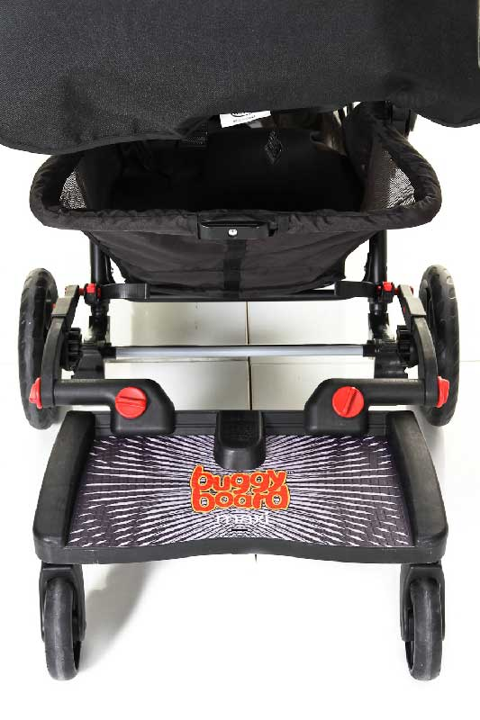 BuggyBoard Maxi + Graco-Stadium Duo, small image 3