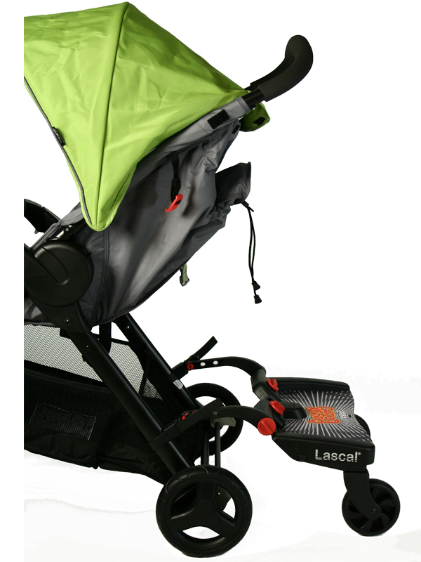 BuggyBoard Maxi + Graco-Swift Fold, small image 1
