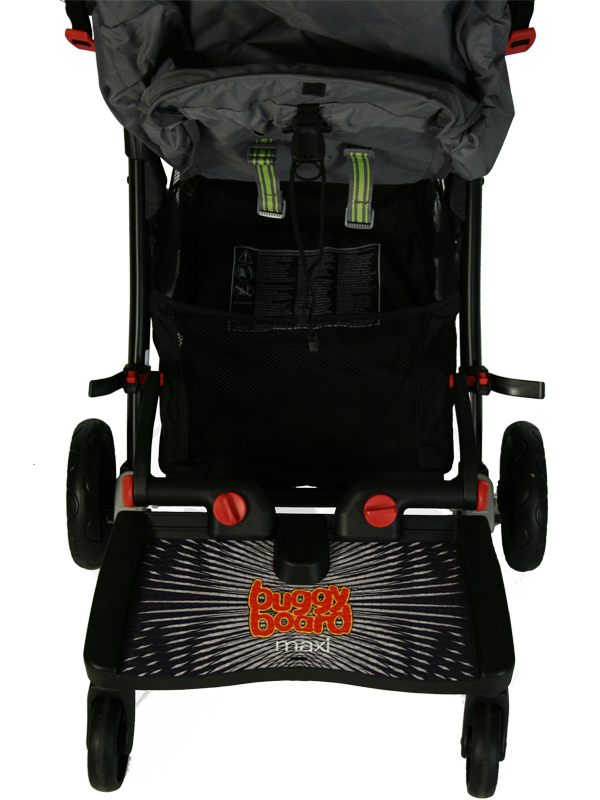 BuggyBoard Maxi + Graco-Swift Fold, small image 2