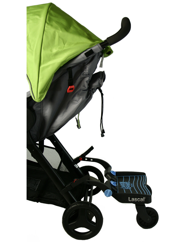 BuggyBoard Mini + Graco-Swift Fold, small image 1
