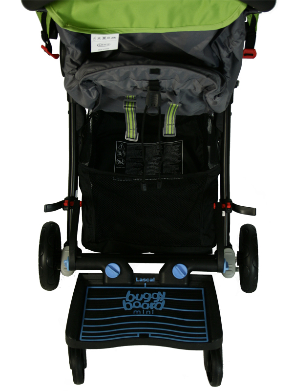 BuggyBoard Mini + Graco-Swift Fold, small image 2