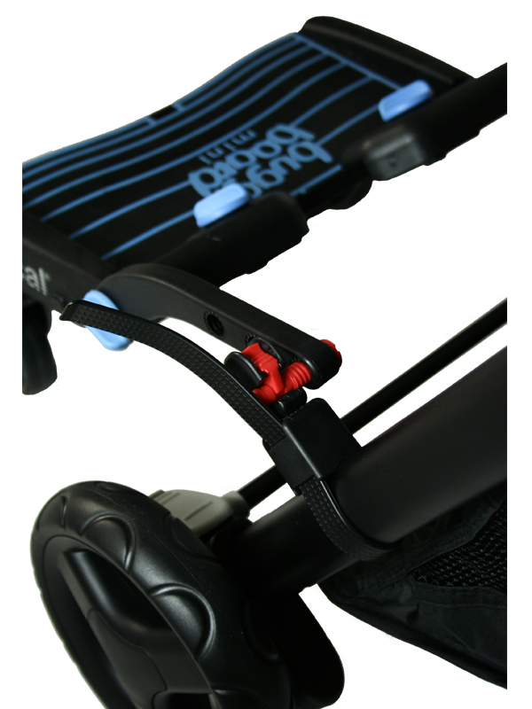 BuggyBoard Mini + Graco-Swift Fold, small image 3