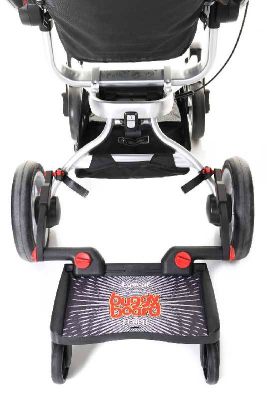 BuggyBoard Mini + Graco-Symbio, small image 3