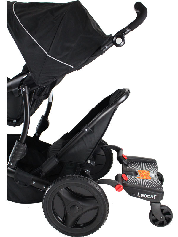 BuggyBoard Maxi + Graco-Trekko duo, small image 1