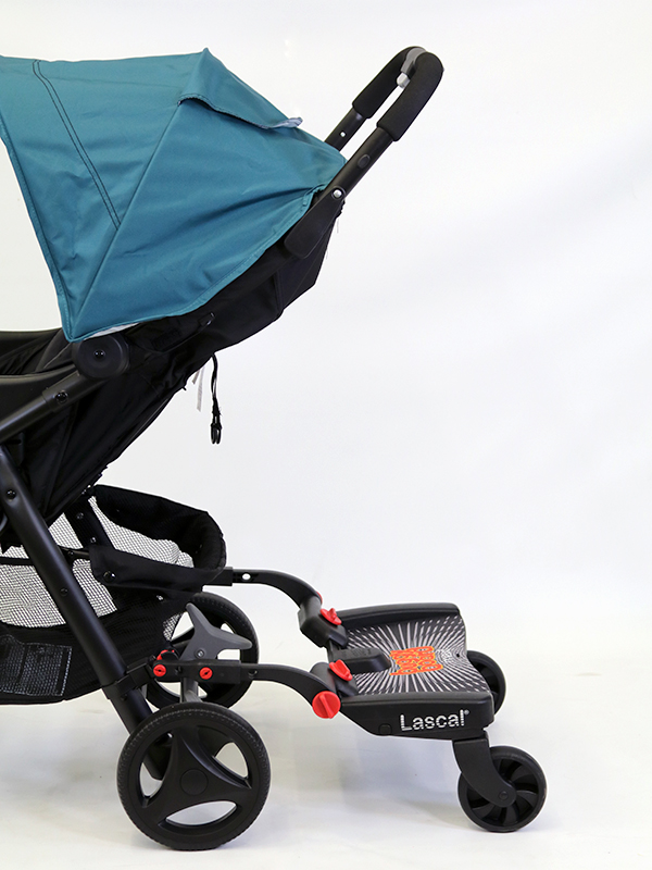 BuggyBoard Maxi + Graco-Verb, small image 1