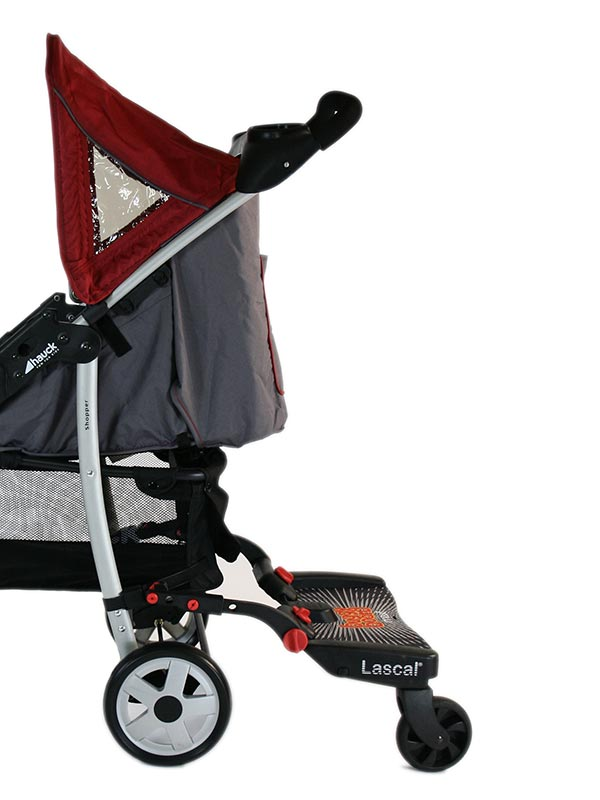 BuggyBoard Maxi + Hauck-Shopper, small image 1
