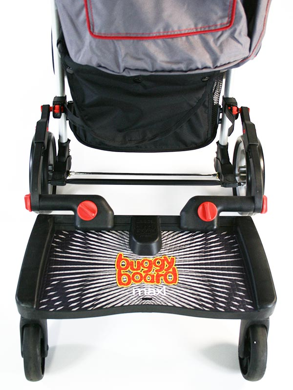 BuggyBoard Maxi + Hauck-Shopper, small image 2