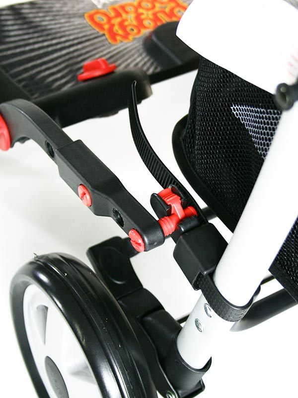 BuggyBoard Maxi + Hauck-Shopper, small image 3