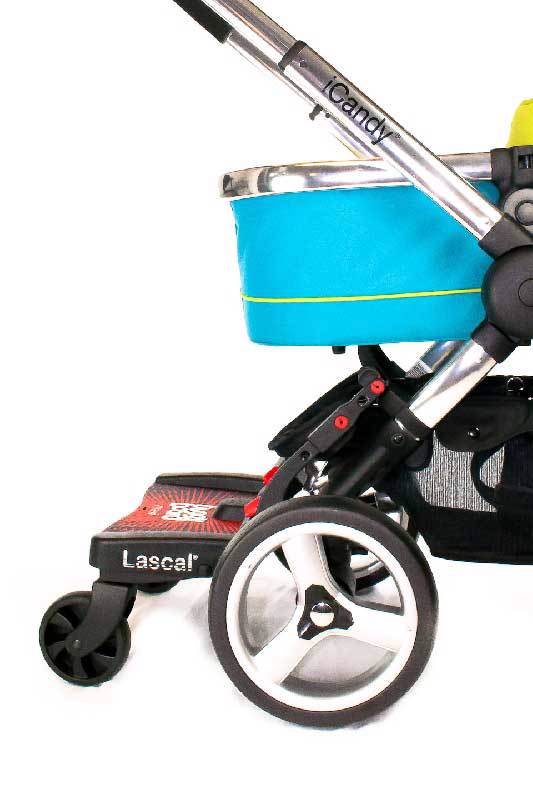 BuggyBoard Maxi + Icandy-Peach, small image 1