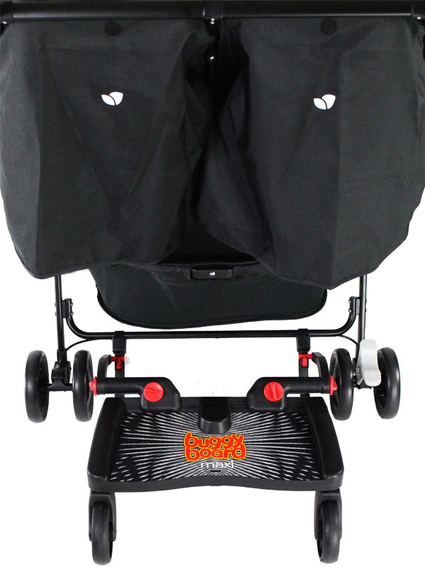 BuggyBoard Maxi + Joie-Aire twin, small image 2