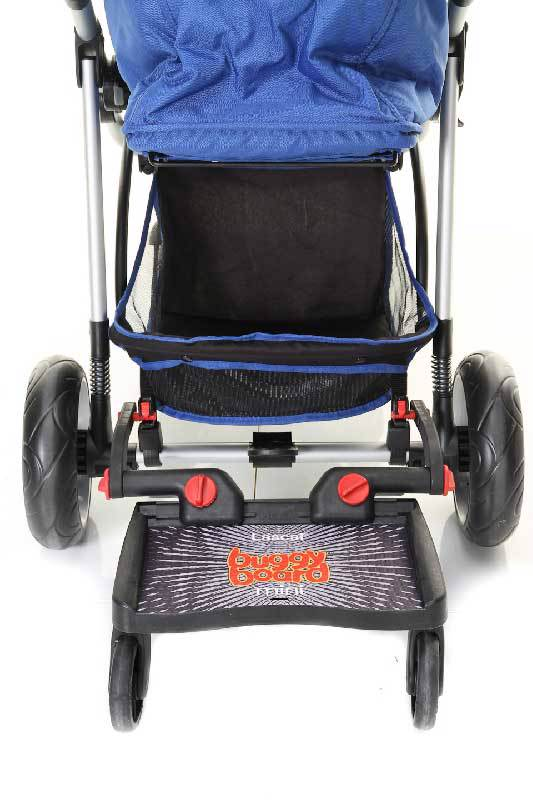 BuggyBoard Mini + Kiddicare-Imax Adapt, small image 3