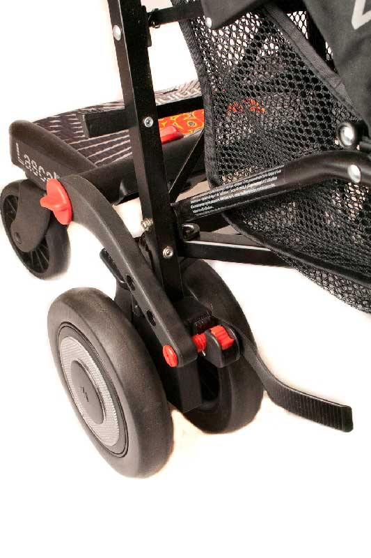 BuggyBoard Mini + Maclaren-Techno XT, small image 2
