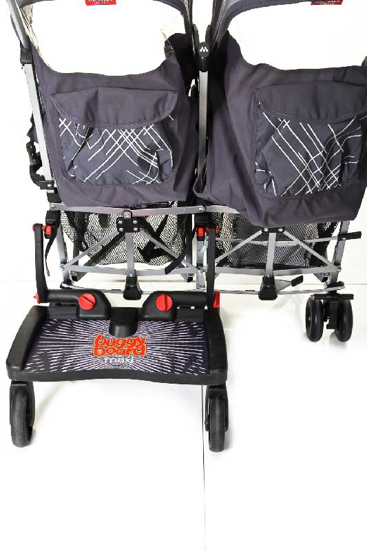 BuggyBoard Maxi + Maclaren-Rally Twin, small image 3