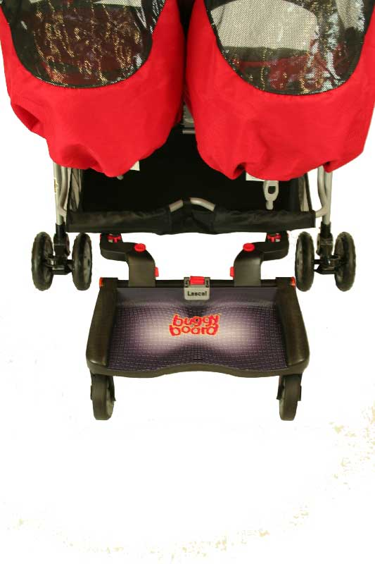 BuggyBoard Mini + Mamas & Papas-Aria Twin, small image 3