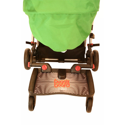 BuggyBoard Maxi + Mamas & Papas-Luna Mix, small image 3