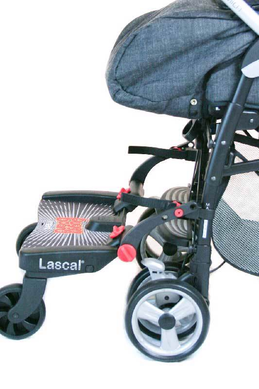 BuggyBoard Maxi + Mamas & Papas-Pliko Switch, small image 1