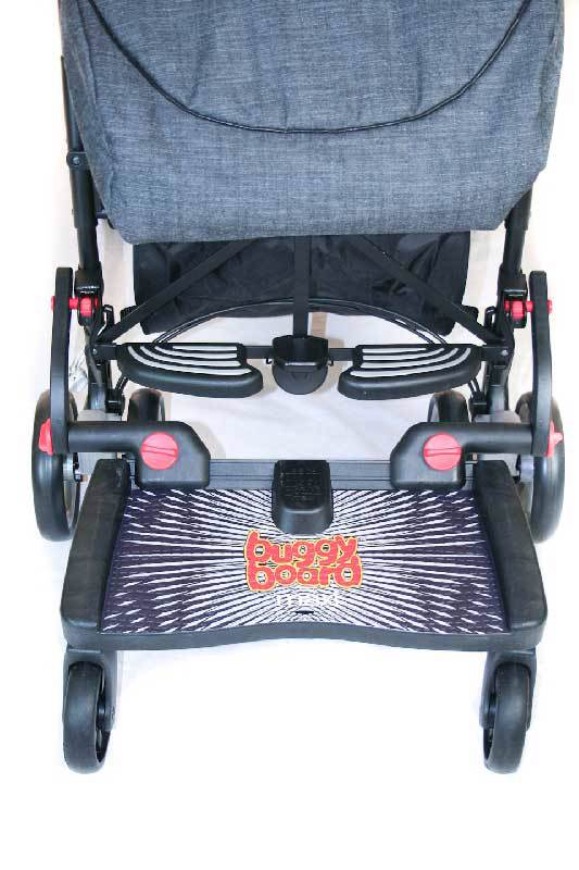 BuggyBoard Maxi + Mamas & Papas-Pliko Switch, small image 3