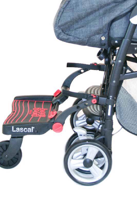 BuggyBoard Mini + Mamas & Papas-Pliko Switch, small image 1