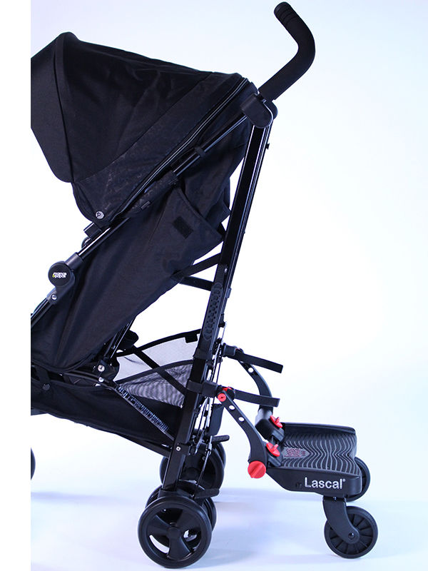 BuggyBoard Mini + Mamas & Papas-Voyage Buggy, small image 1