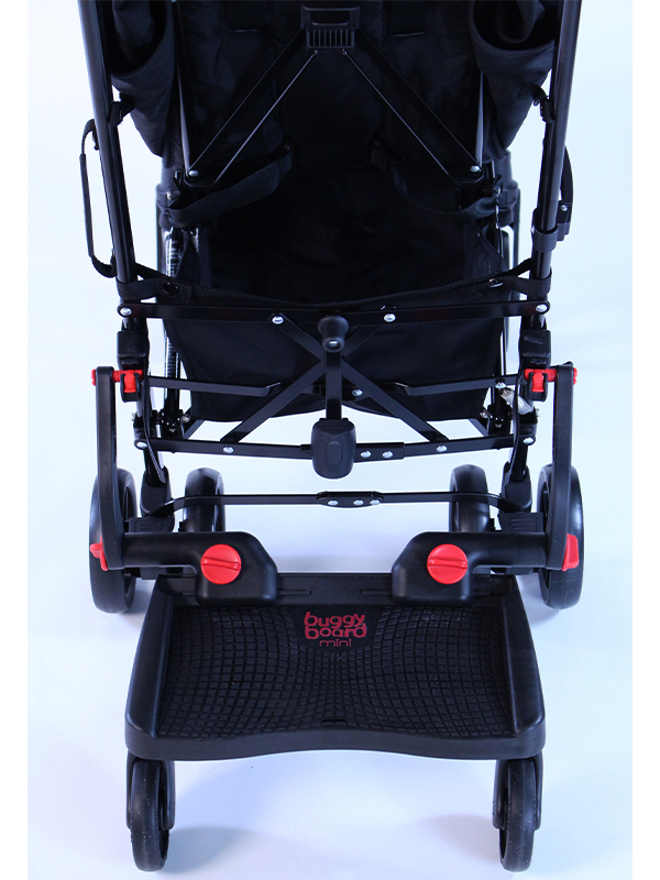 BuggyBoard Mini + Mamas & Papas-Voyage Buggy, small image 2