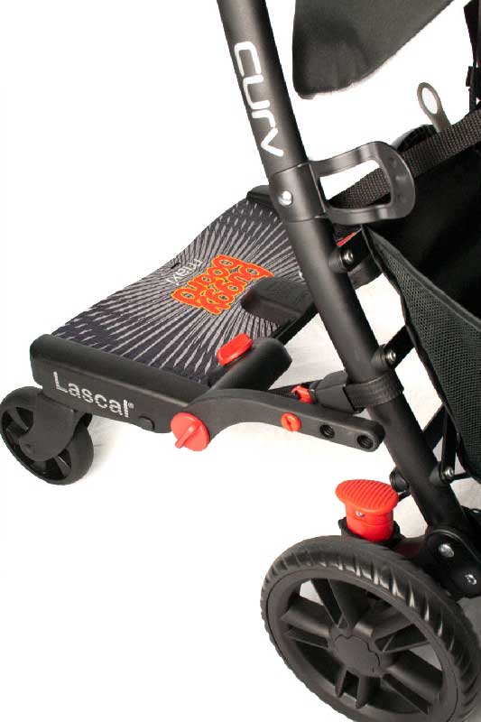 BuggyBoard Maxi + Mothercare-Curv, small image 2