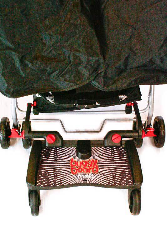 BuggyBoard Maxi + Mothercare-Duolite Twin, small image 3