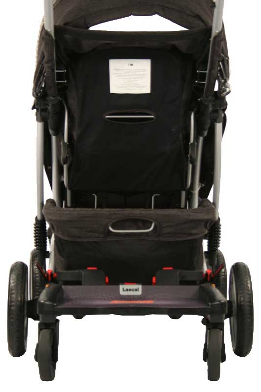 BuggyBoard Maxi + Mothercare-Trenton Deluxe, small image 3