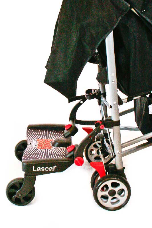 BuggyBoard Maxi + Mothercare-Twin Hoxton, small image 1