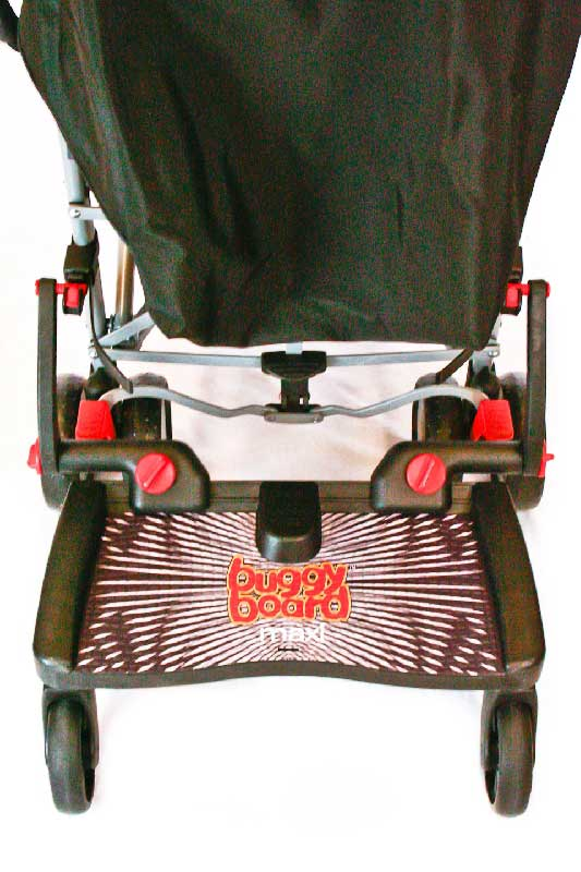 BuggyBoard Maxi + Mothercare-Twin Hoxton, small image 3