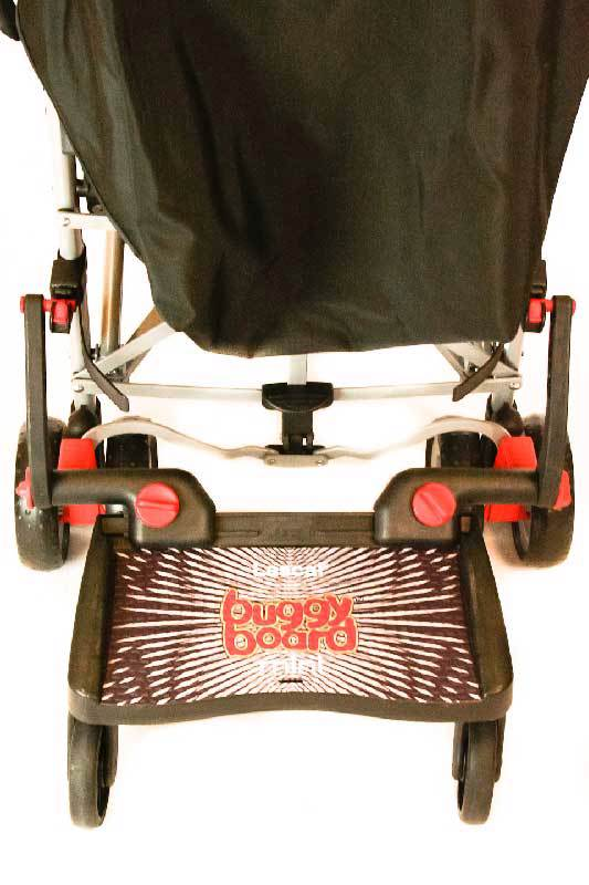 BuggyBoard Mini + Mothercare-Twin Hoxton, small image 3