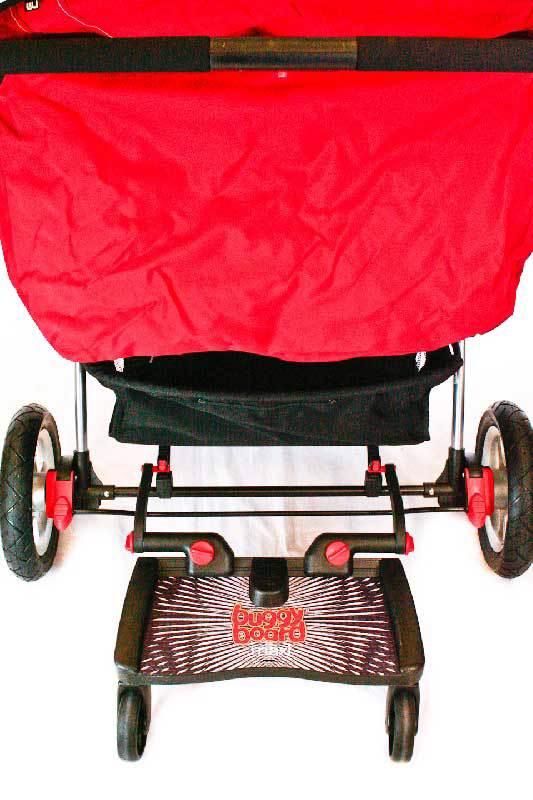 BuggyBoard Maxi + Mothercare-Twin Vesta, small image 3