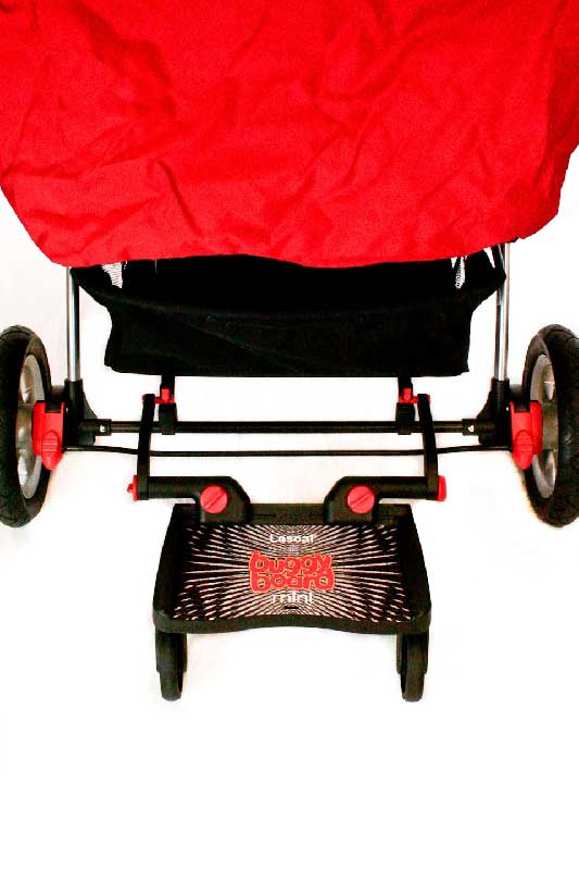 BuggyBoard Mini + Mothercare-Twin Vesta, small image 3
