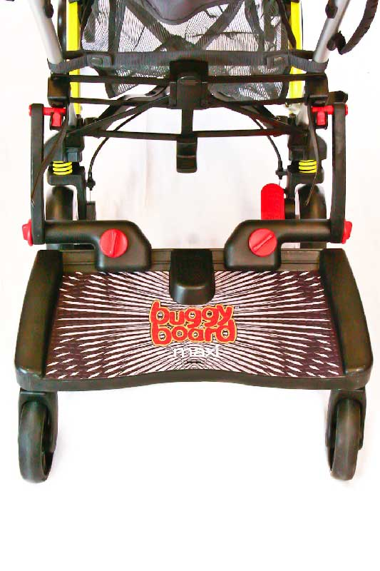 BuggyBoard Maxi + Mothercare-Urbanite, small image 3