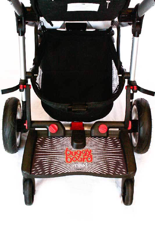 BuggyBoard Maxi + Mothercare-Xcursion, small image 3