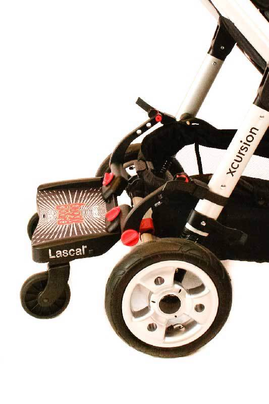 BuggyBoard Mini + Mothercare-Xcursion, small image 1