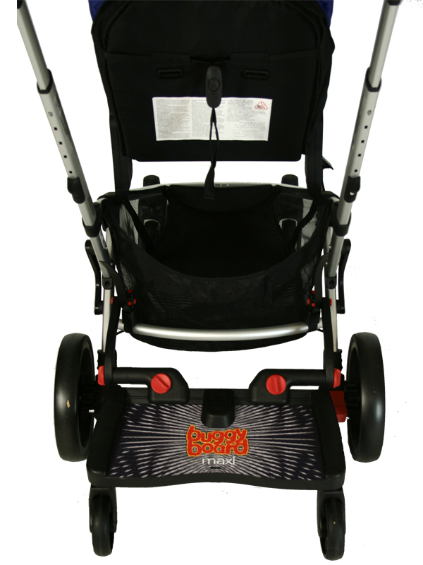 BuggyBoard Maxi + Mothercare-Xpedior, small image 2