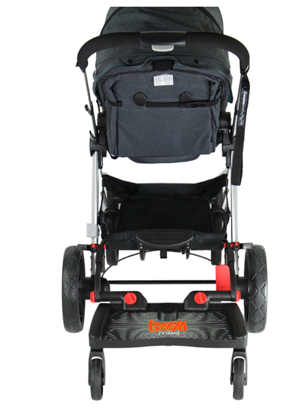 BuggyBoard Maxi + Mountainbuggy-Cosmopolitan, small image 2