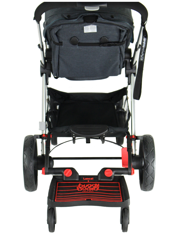 BuggyBoard Mini + Mountainbuggy-Cosmopolitan, small image 2