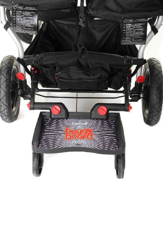BuggyBoard Mini + Mountain buggy-Double Urban, small image 3