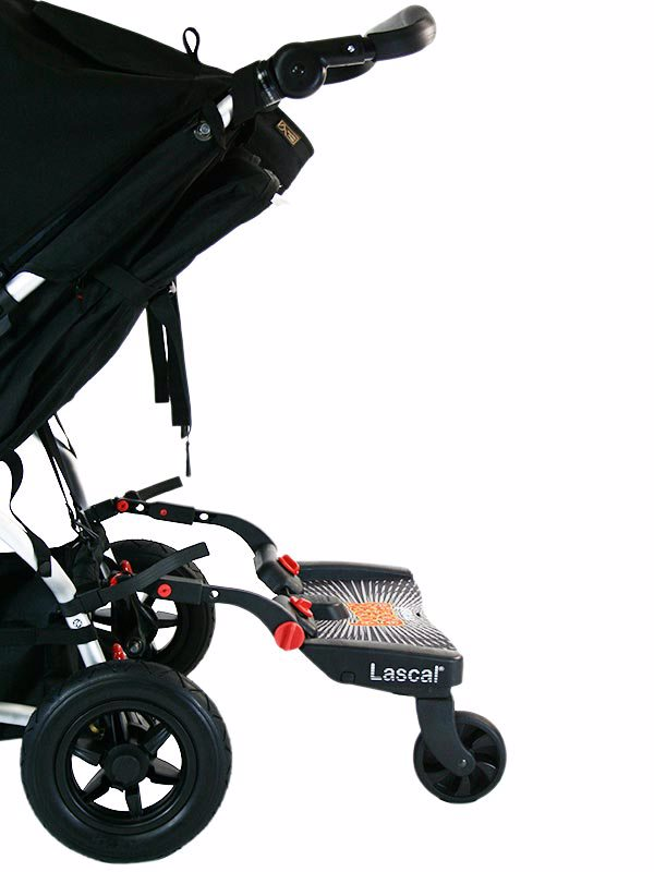 BuggyBoard Maxi + Mountain buggy-Duet, small image 1