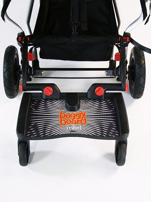 BuggyBoard Maxi + Mountain buggy-Duet, small image 2