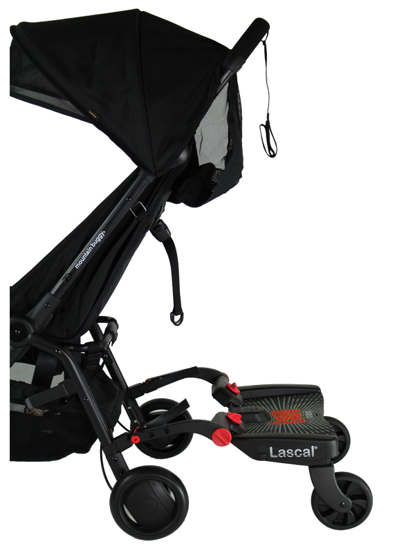 BuggyBoard Maxi + Mountainbuggy-Nano, small image 1