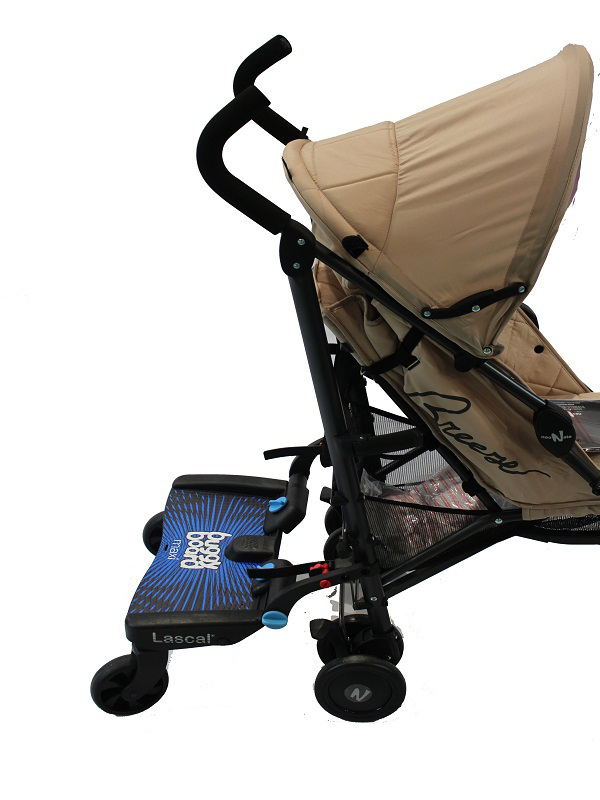 BuggyBoard Maxi + Neonato-Breeze Glam, small image 1