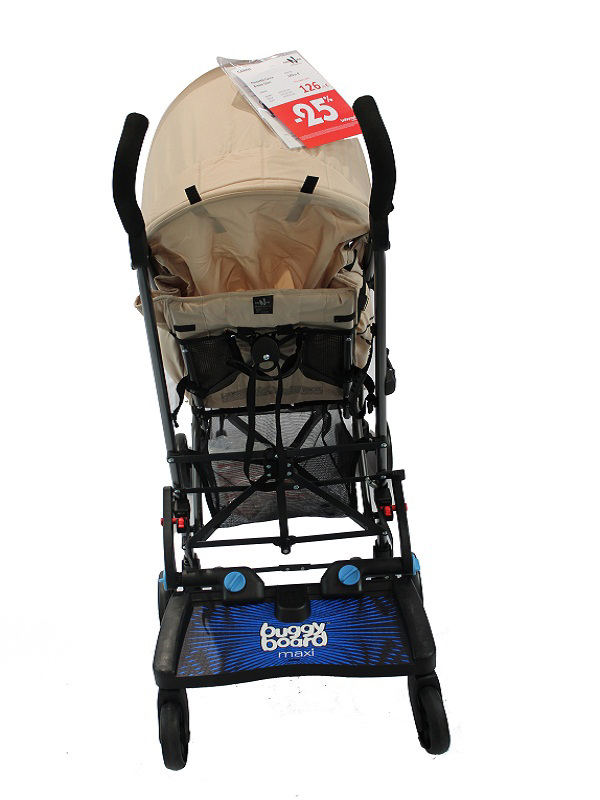 BuggyBoard Maxi + Neonato-Breeze Glam, small image 3