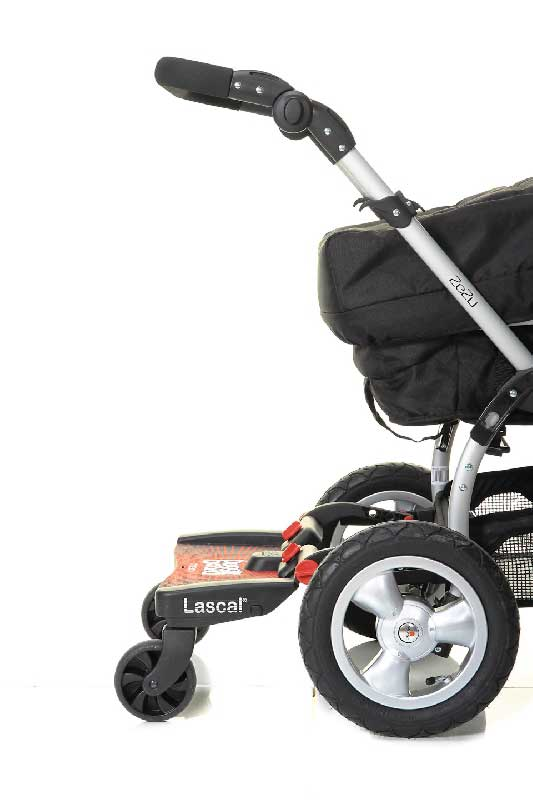 BuggyBoard Maxi + Obaby-Zezu Pramette Travel System, small image 1